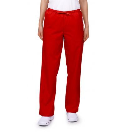 Spodnie uniwersalne czerwone JC119