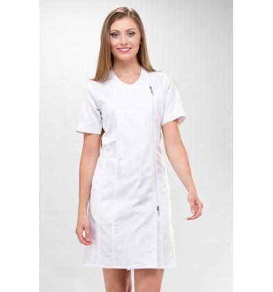 Sukienka Dana, biała