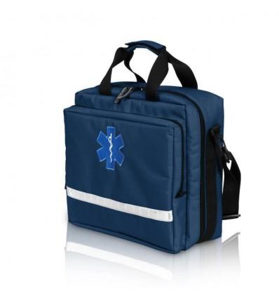 Duża torba medyczna dla pielęgniarek - granatowa
