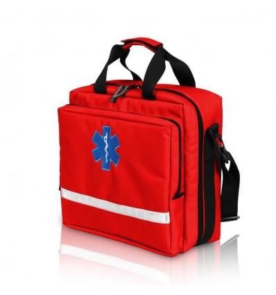 Mała torba dla pielęgniarki - czerwona