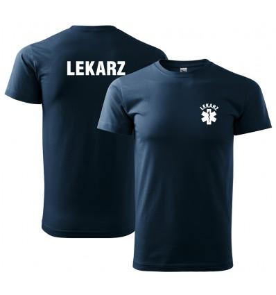Koszulka Lekarz Eskulap