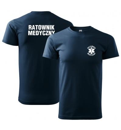 Koszulka Ratownik Medyczny Eskulap