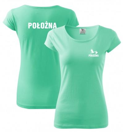Koszulka Położna Bocian