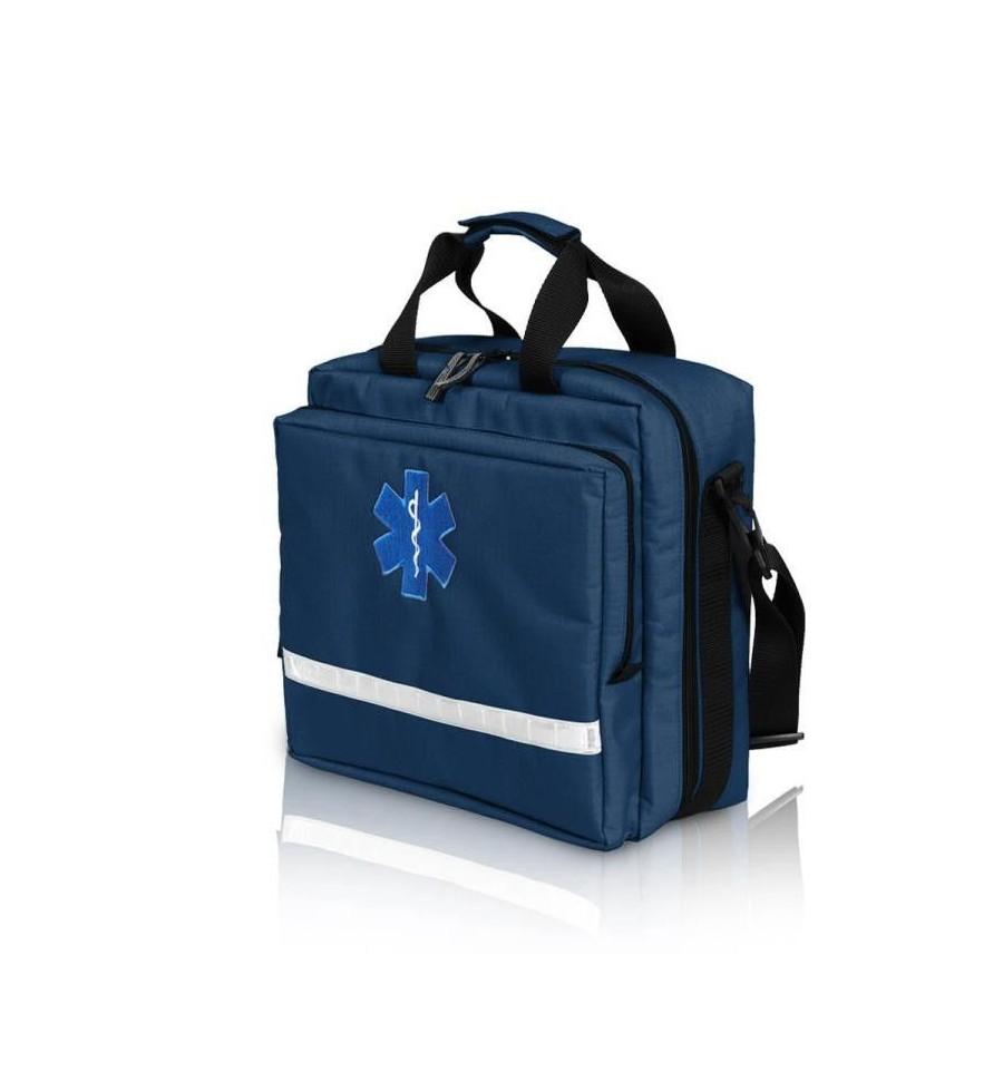 65302e128873a Mała torba dla pielęgniarki - granatowa - Pielęgniarski.pl - odzież ...