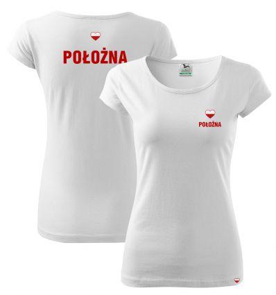 Koszulka POŁOŻNA POLSKA