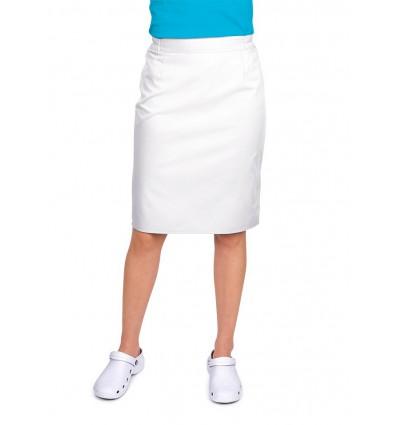 Spódnica biała JC122
