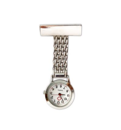 Zegarek z szeroką bransoletą