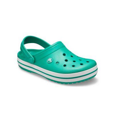 Chodaki Crocs Deep Green