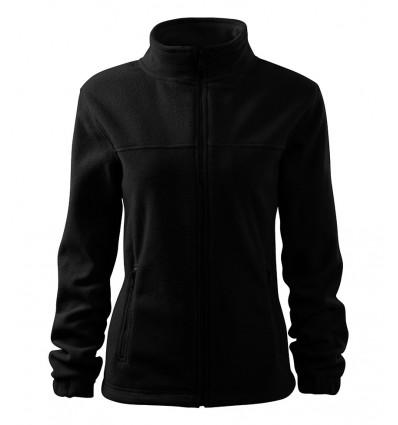 Bluza polarowa damska - czarna