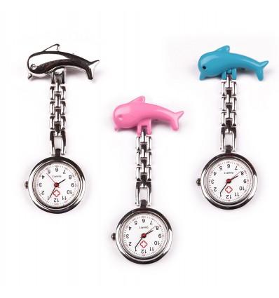 Zegarek z delfinkiem