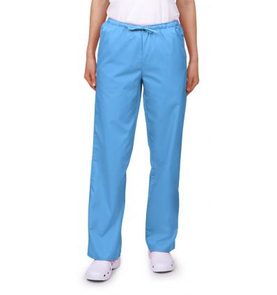 Spodnie uniwersalne niebieskie jasne JC119