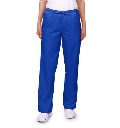 Spodnie uniwersalne niebieskie ciemne JC119