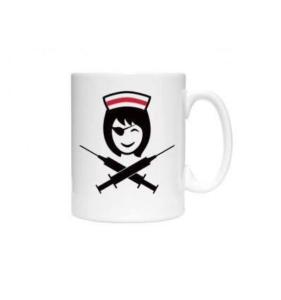 Kubek Położna pirat