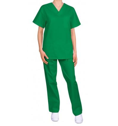 Komplet medyczny, uniwersalny, zielony JC125